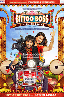 Pulkit Samrat, Amita Pathak Bittoo Boss Movie Poster