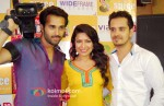 Pulkit Samrat, Amita Pathak, Raghav Sachar At Bittoo Boss Press Conference