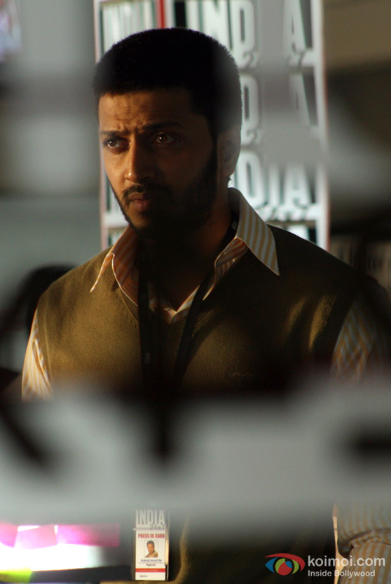 Ritesh Deshmukh in Rann Movie