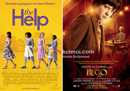 The Help and Hugo Movie Poster
