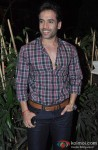 Tusshar Kapoor at film Kai Po Che success party