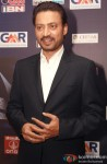 Irrfan Khan at the CNN-IBN Indian of the Year 2012 awards