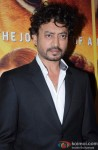 Irrfan Khan at the premiere of Ang Lee's film Life Of Pi