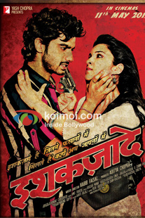 Arjun Kapoor, Parineeti Chopra Ishaqzaade Movie Review