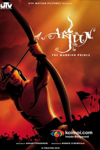 Arjun: The Warrior Prince Review (Arjun: The Warrior Prince Movie Poster)