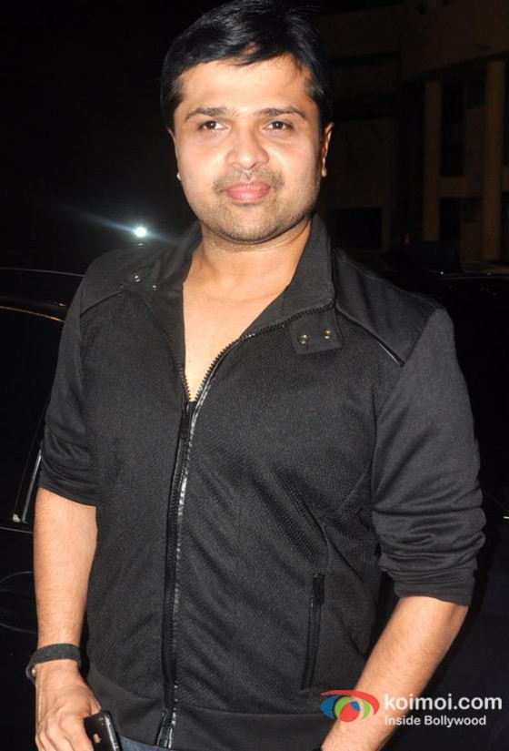 Himesh Reshammiya At Lyricist Shabbir Ahmed's Wedding Reception