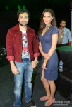 Emraan Hashmi, Esha Gupta With Junoon Band
