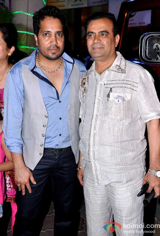 Vivek Oberoi At Lyricist Shabbir Ahmed's Wedding Reception
