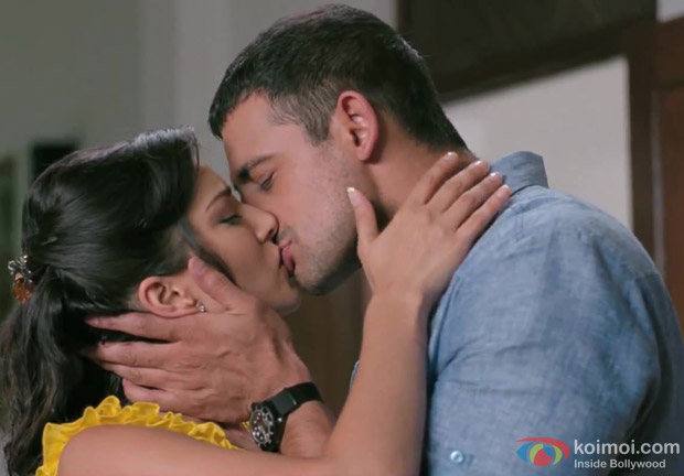 Hot Kiss In Movie