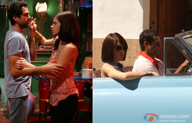 Kalki Koechlin & Abhay Deol in Dev D and Zindagi Na Milegi Dobara Movie