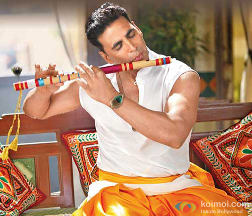 Akshay Kumar plays the Gen X God in OMG Oh My God Movie Stills