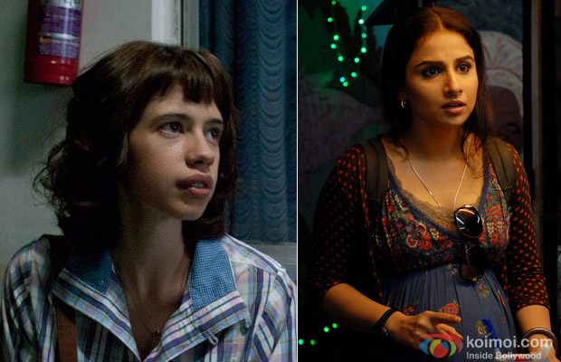 Kalki Koechlin in Shanghai Movie and Vidya Balan in Kahaani Movie