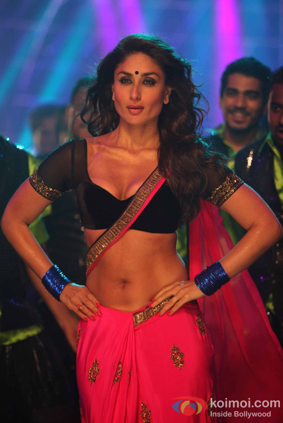 Kareena Kapoor hot item number Life ki naughty kahani hai halkat jawani In Heroine Movie Stills