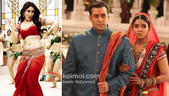Kareena Kapoor in Ra.One, Asin in Ready