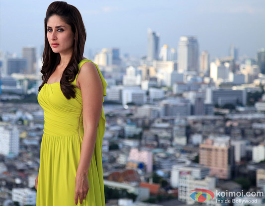 Kareena Kapoor lost in intense thoughts in Heroine Movie Stills