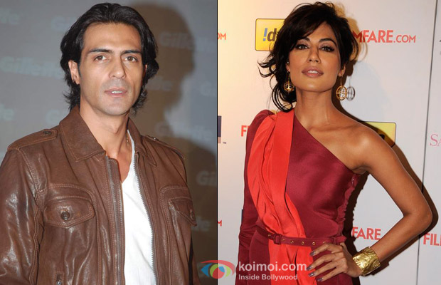Arjun Rampal and Chitrangada Singh