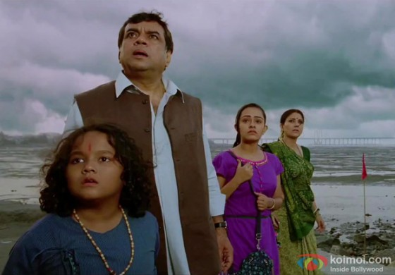 Paresh Rawal treats God as a joke in OMG Oh My God Movie Stills