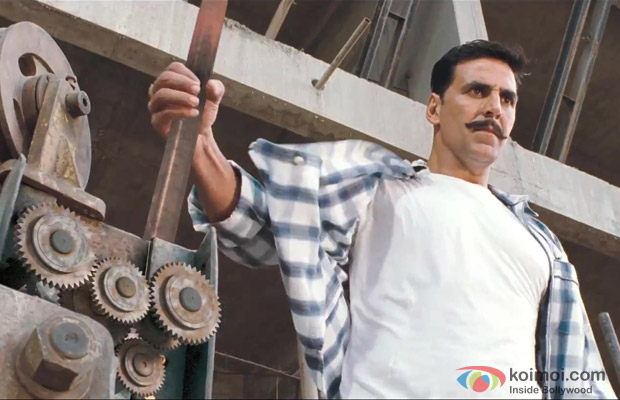 Akshay Kumar in Rowdy Rathore