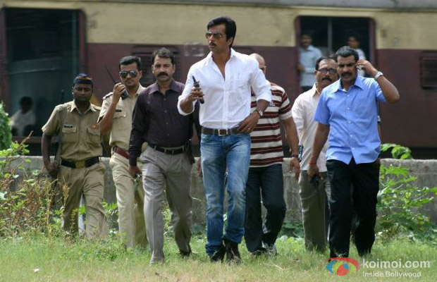Sonu Sood in Maximum Movie Stills