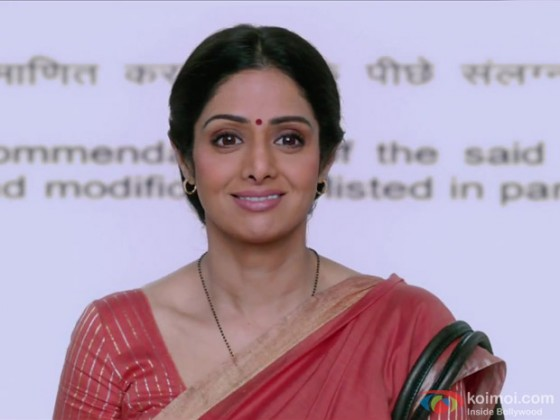 Sridevi in English Vinglish Movie Stills