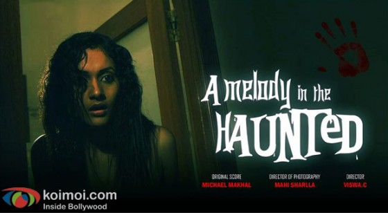 A Melody In The Haunted Movie Poster
