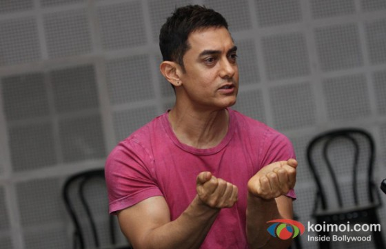 Aamir Khan At Satyamev Jayate Press Conference