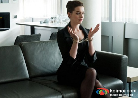 Anne Hathaway In The Dark Knight Rises Movie Stills
