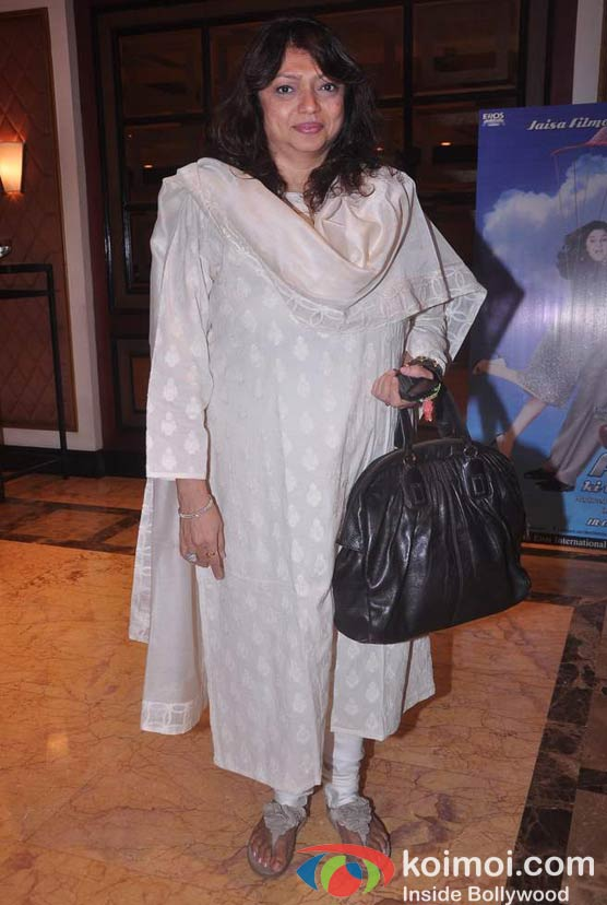 Bela Sehgal At Shirin Farhad Ki Toh Nikal Padi Movie Music Launch