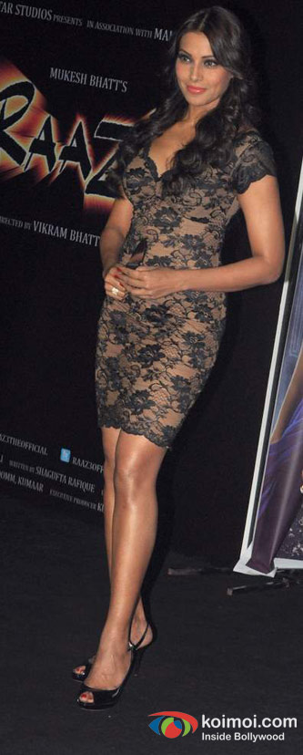 Bipasha Basu At Raaz 3 Movie Press Meet