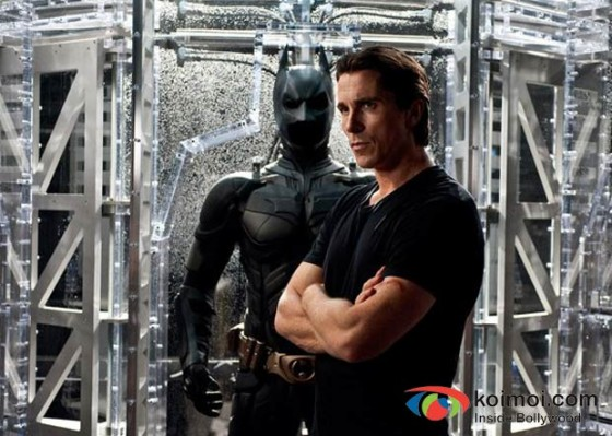 Christian Bale In The Dark Knight Rises Movie Stills
