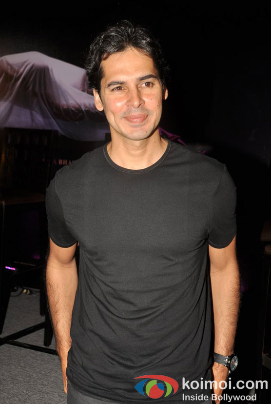 Dino Morea At Jism 2 Movie Press Conference