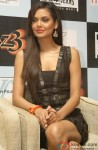 Esha Gupta at the press meet for film Raaz 3