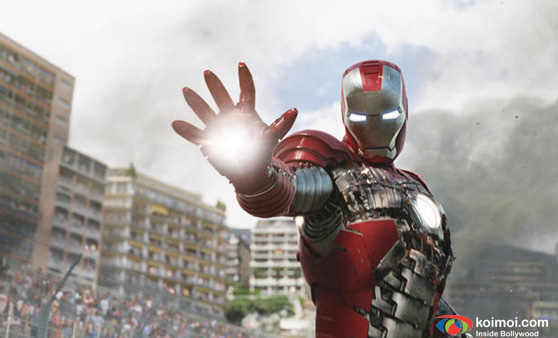 Iron Man III Movie Stills