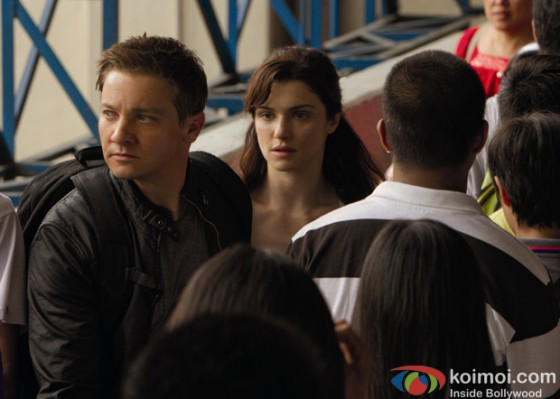 Jeremy Renner In The Bourne Legacy Movie Stills