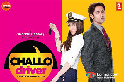 Kainaz Motivala, Vickrant Mahajan In Challo Driver Movie