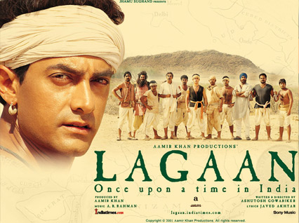 Lagaan Movie Poster