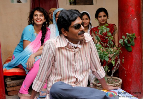 Nawazuddin Siddiqui the ladies man in Gangs of Wasseypur 2 Movie Stills