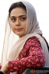 Preity Zinta and her Indian touch in Heroes Movie