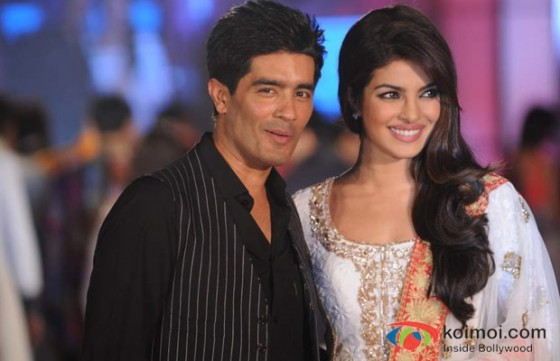 Priyanka Chopra ramp walk at Manish Malhotra show for CPAA