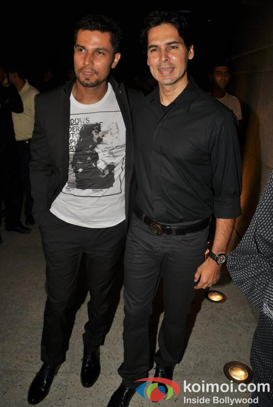 Randeep Hooda, Dino Morea At Jism 2 Movie Press Conference