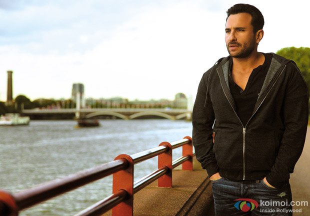 Saif Ali Khan in Cocktail Movie Stills