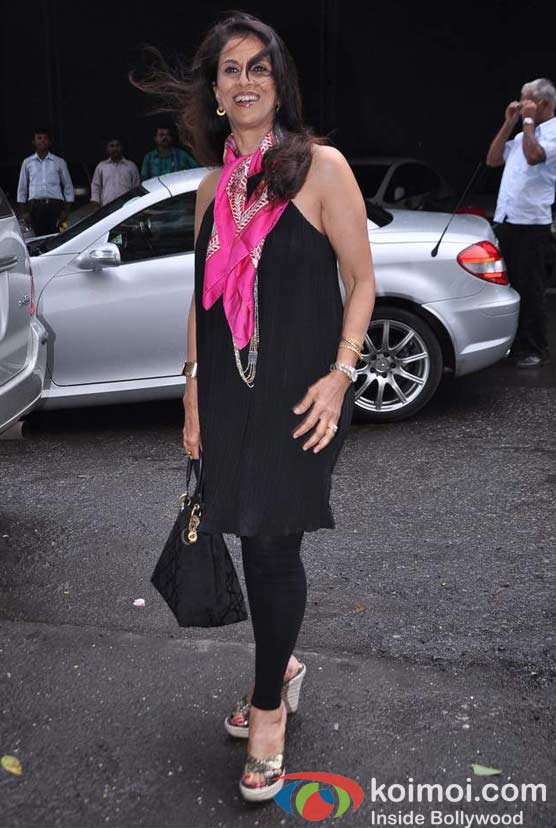 Shobhaa De At Mercedes Benz Magazine Anniversary Issue Launch