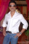 Sonu Sood on the sets of Hitler Didi TV Show