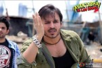 Vivek Oberoi bossing around in Jayanta Bhai Ki Luv Story Movie Stills