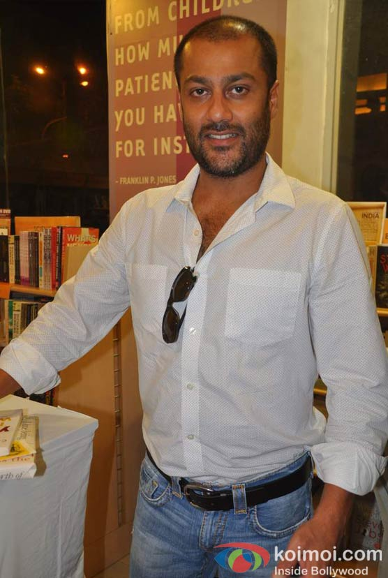 Abhishek Kapoor At Chetan Bhagat's 'What Young India Wants' Book Launch