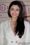 Alia Bhatt At Infiniti Mall In Mumbai Promoting Student of The Year Movie