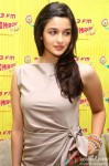 Alia Bhatt Promote Student Of The Year Movie at Radio Mirchi 98.3 FM