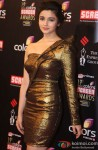 Alia Bhatt at the 19th Annual Colors Screen Awards