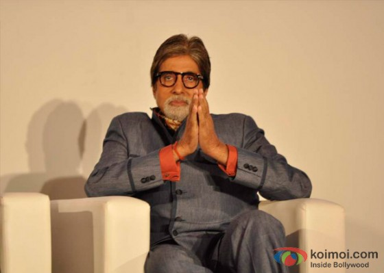 Amitabh Bachchan At Kaun Banega Crorepati 2012 Season 6 Press Conference