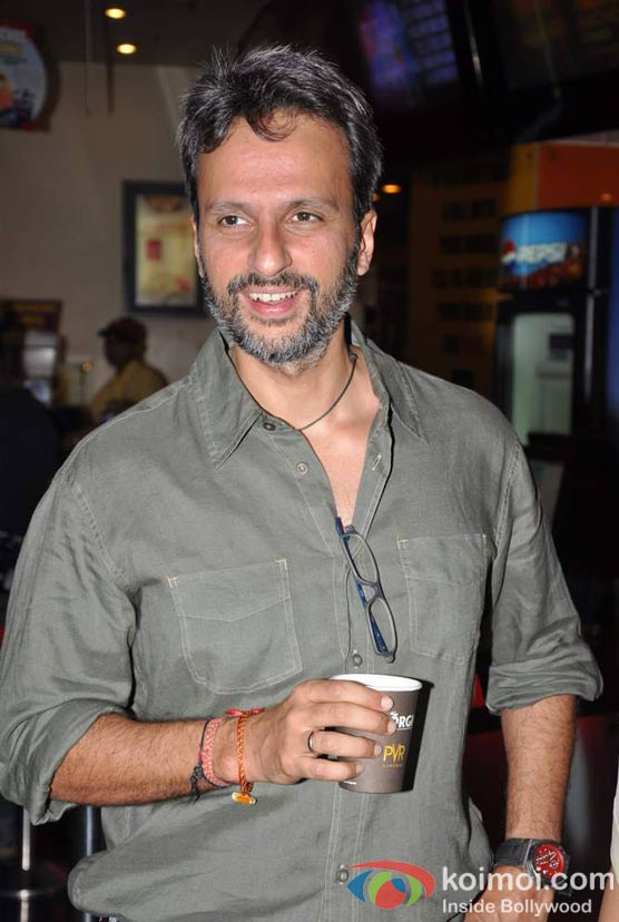 Anil Thadani At Student Of The Year Movie Trailer Launch